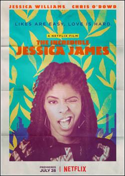 baixar capa A Incrível Jessica James   Dual Áudio Dublado