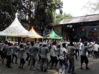Kemeriahan Gathering Keluarga Besar GL Zoo