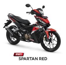 Supra GTR 150 Merah