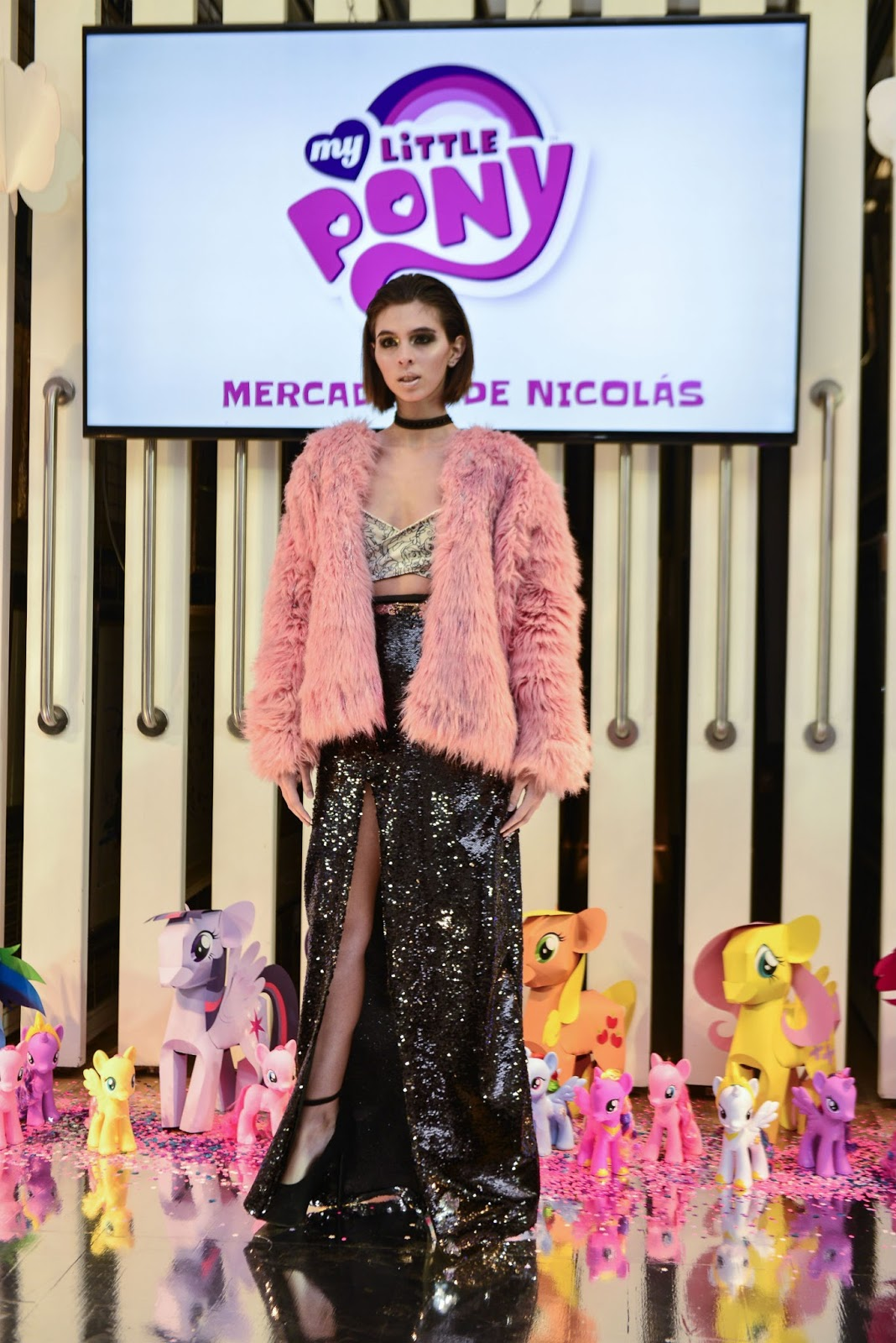 La moda de autor se viste de My Little Pony Fashion Magic   Quinta ...
