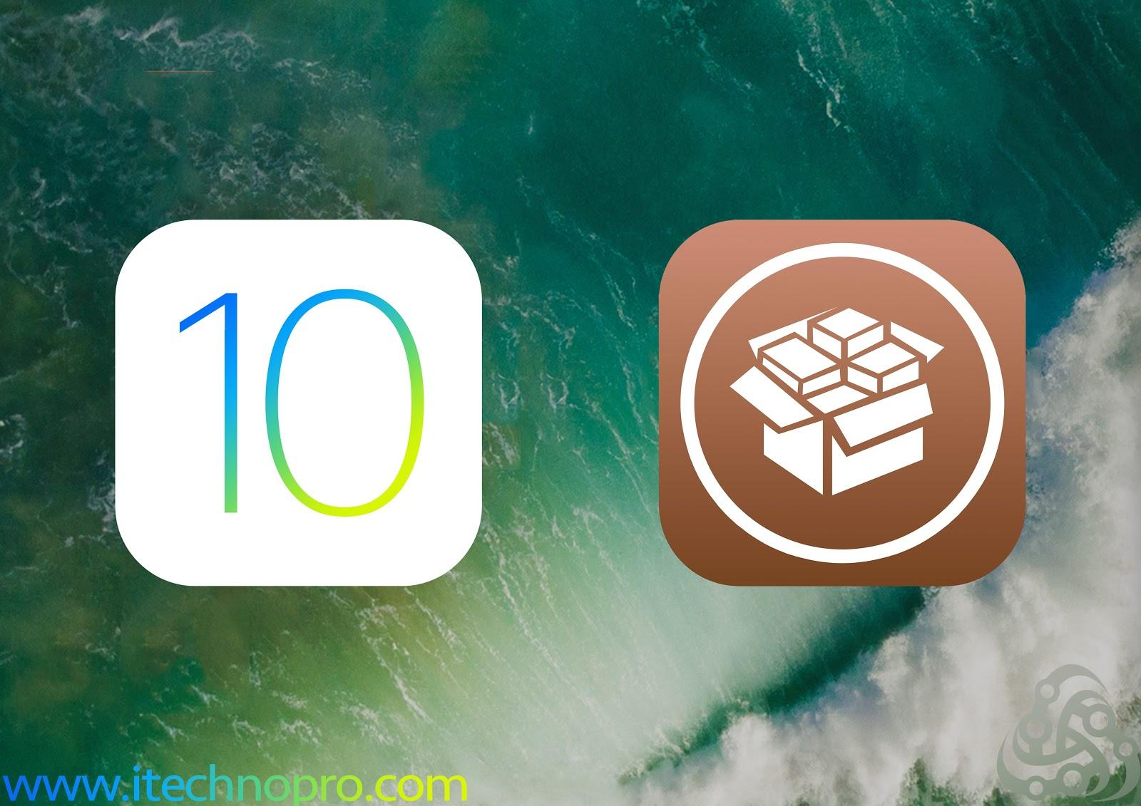 iOS 10 Jailbreak | جلبريك iOS 10 غير مقيد
