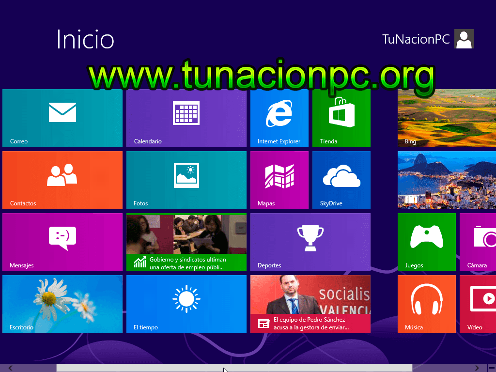 Windows 8 Pro Core RTM