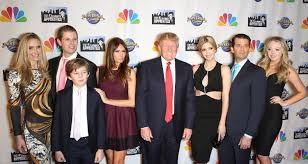 Keluarga Istri Donald Trump