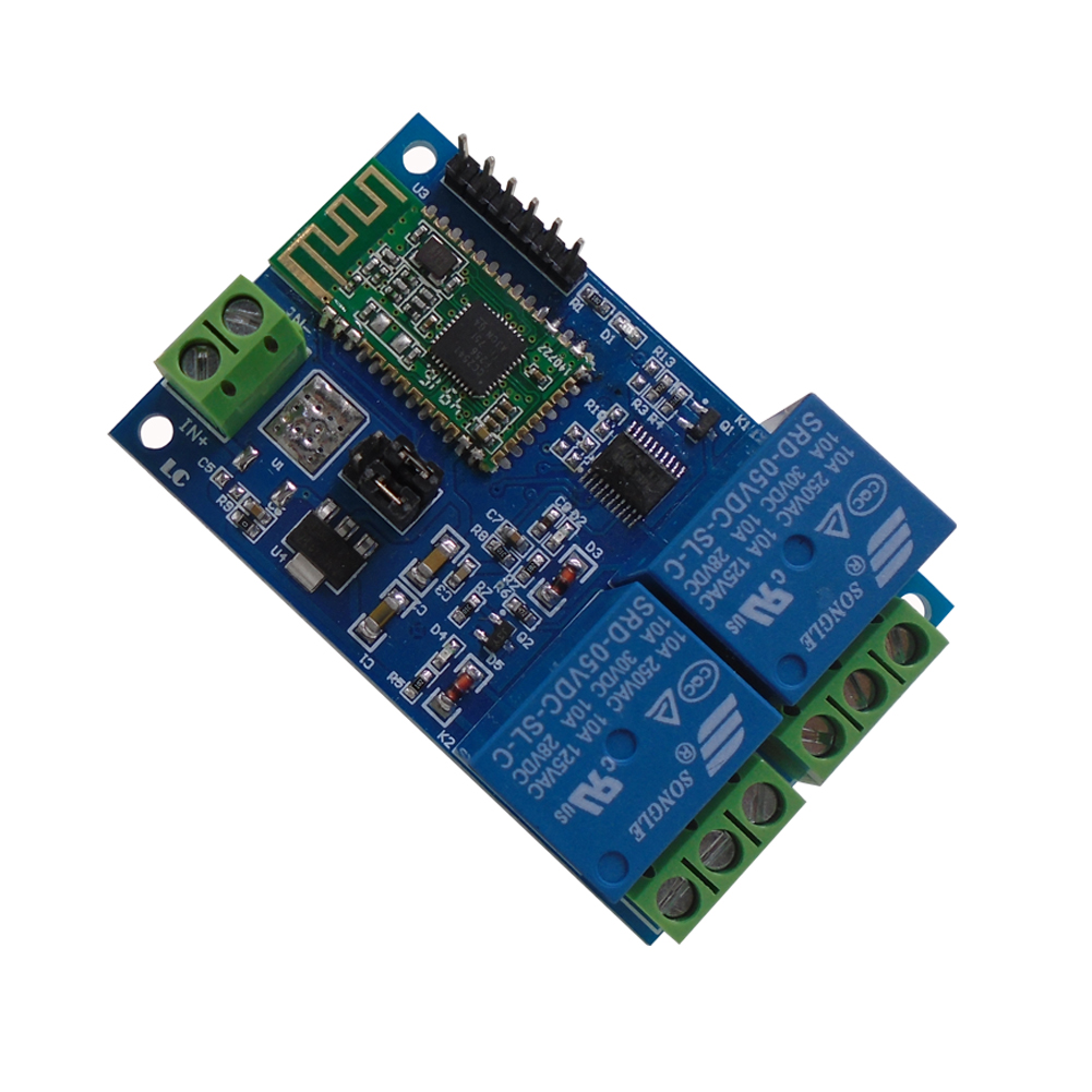 Dsd Tech Official Website 1 2 4 Channels Bluetooth Relay Switch Features