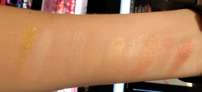 killawatt highlighters swatch trophy wife metal moon