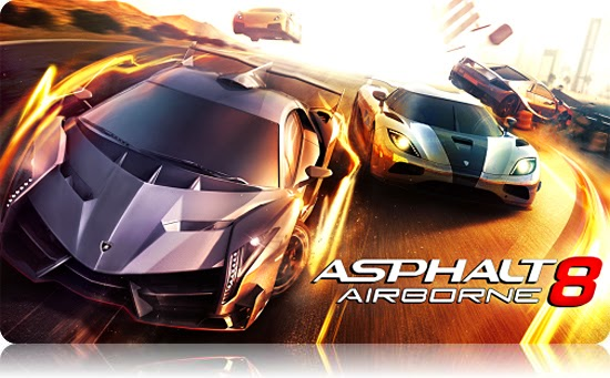Asphalt 8 Airborne 1.6.0 MOD APK + DATA (Unlimited Money / Stars)