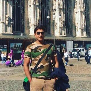 Hemant Choudhary actor, Wiki, facebook, Biography, kuch rang pyar ke aise bhi
