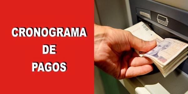 CRONOGRAMA DE PAGOS Último mes - PERÚ
