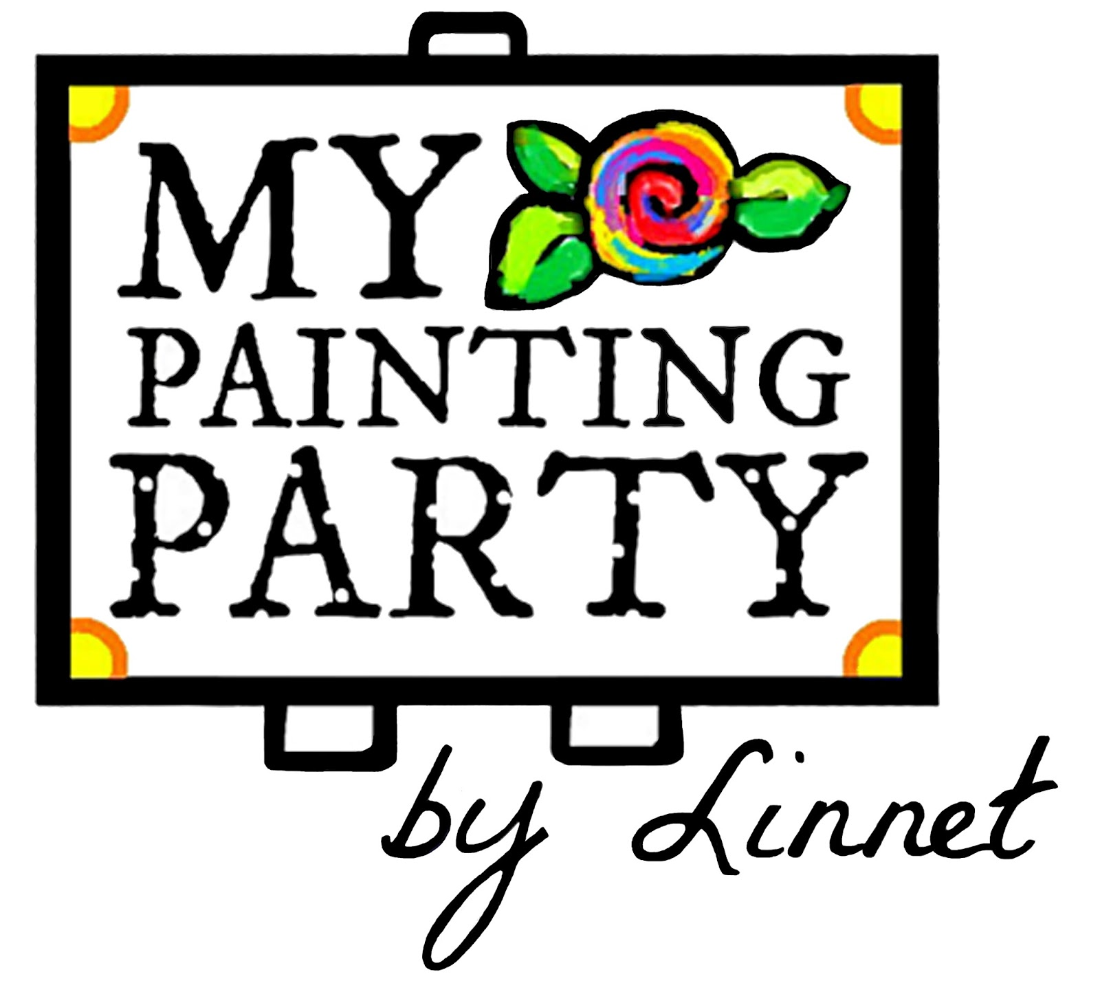 my painting party canvas designs