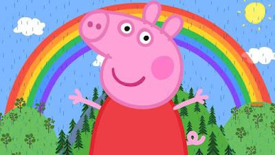 Video de Peppa Pig en la casa de Andros - Parte 3