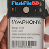 SYMPHONY V142 MT6580 8.1 CARE SINGED FLASH FILE