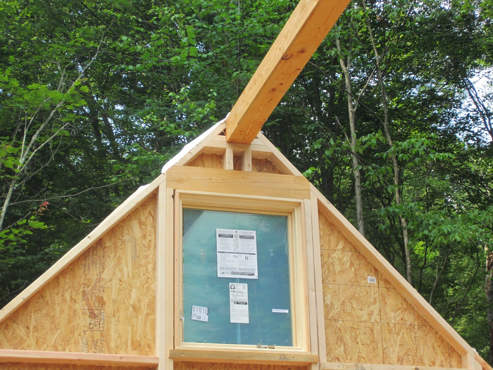 Adam And Karen S Tiny House In Equinunk Pa Step 3 House