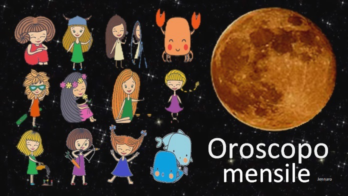 Oroscopo mensile di Jennaro: aprile 2019