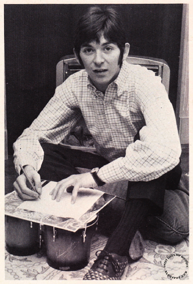Ian McLagan, The Small Faces, Stephen Topper Shoes London, Carnaby Street 1960s,