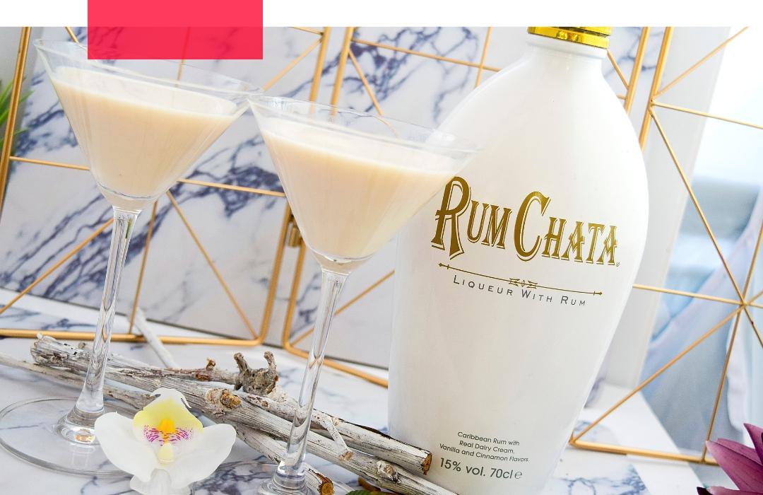 Cocktail Rezept mit Rum Chata Likör