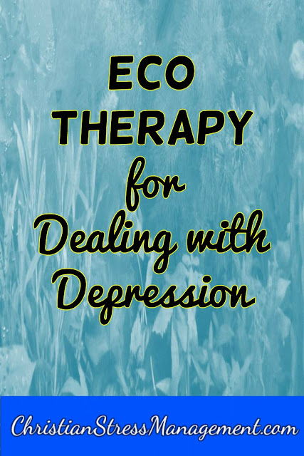 Eco Therapy for Dealing with Depression