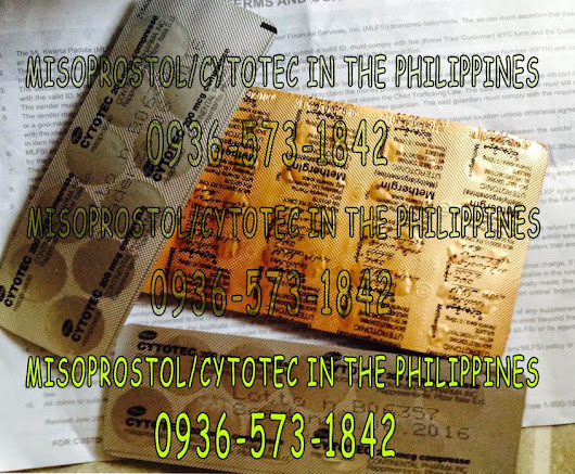Cytotec For Sale in Manila