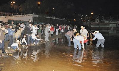 Festa do Banho de São João - Corumbá