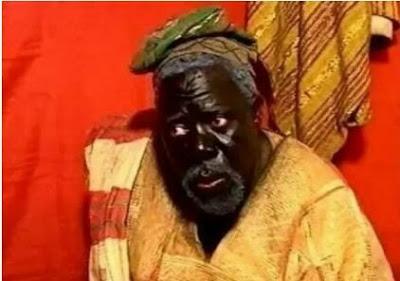Popular Yoruba Nollywood Herbalist Actor 'Fadeyi Oloro' Becomes a Pastor