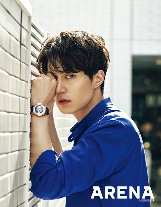 Pictorial of Lee Dong-wook
