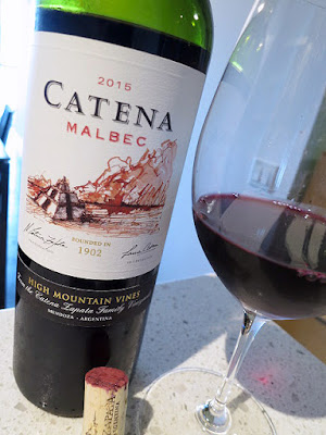 Catena High Mountain Vines Malbec 2015 (89 pts)