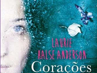 Corações Gelados de Laurie Halse Anderson