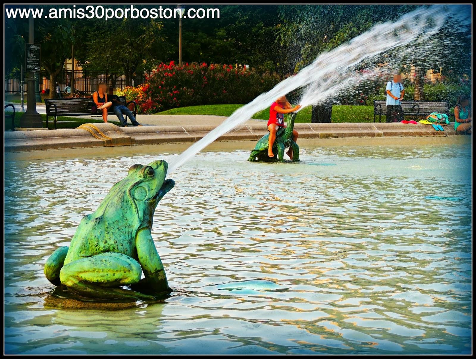 Filadelfia: Swann Memorial Fountain