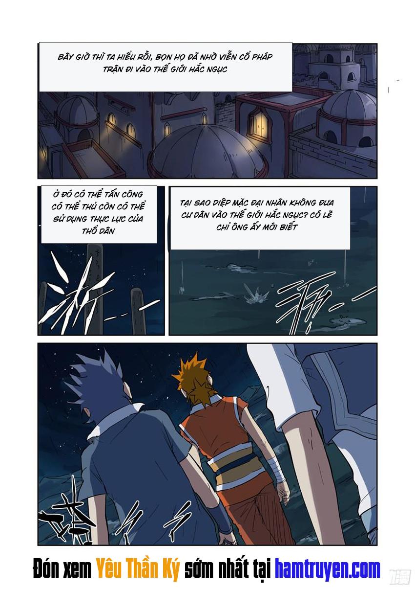 Yêu Thần Ký - Chap 173
