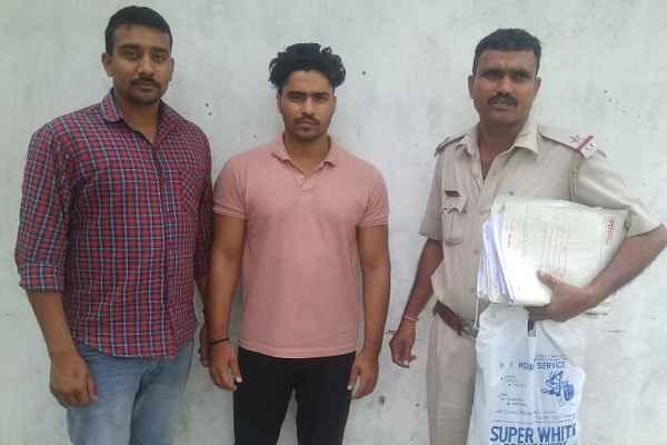bhati-gang-shooter-sachin-urf-moosa-arrested-send-nimka-jail-news