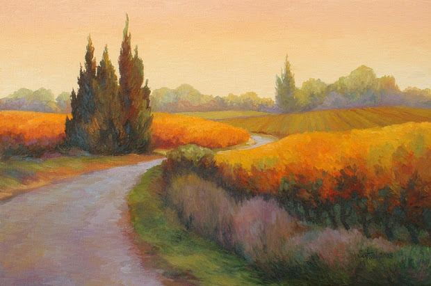 art saltiel landscape of