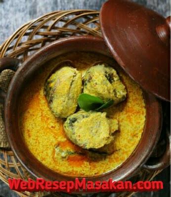 Gulai Ikan Tenggiri ncc, Resep gulai ikan tenggiri,