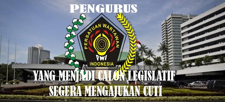 Pengurus PWI Pusat Keluarkan Surat Edaran Untuk Pengurus se Indonesia