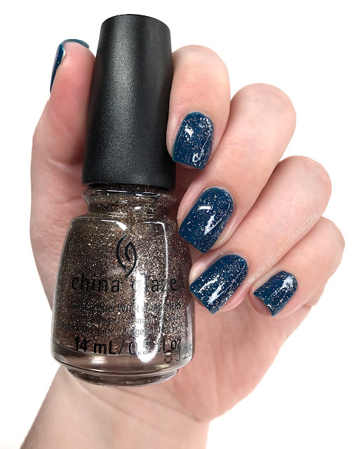 China Glaze Wild Flower Hour 25 Sweetpeas