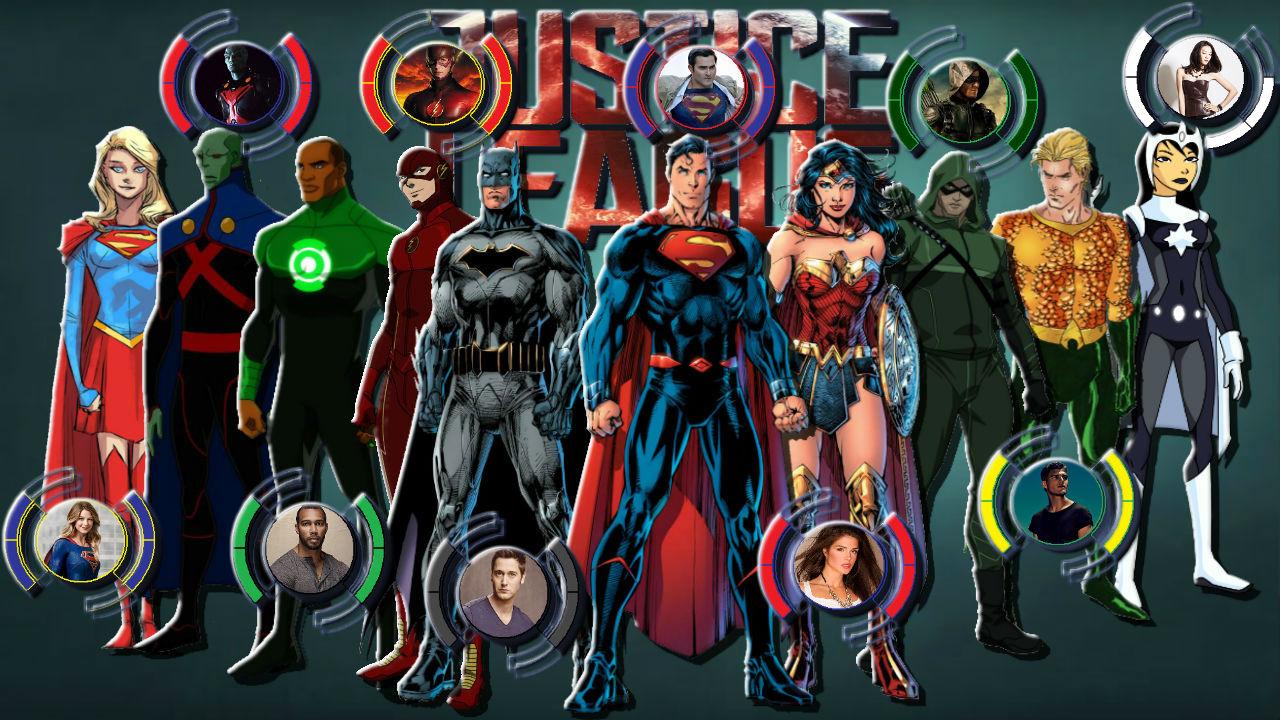 cw justice league - photo #14