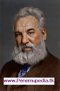 Penemu Telepon Pertama Alexander Graham Bell