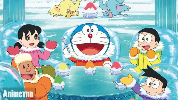 Ảnh trong phim Doraemon Movie 37: Nobita no Nankyoku Kachikochi Daibouken 1
