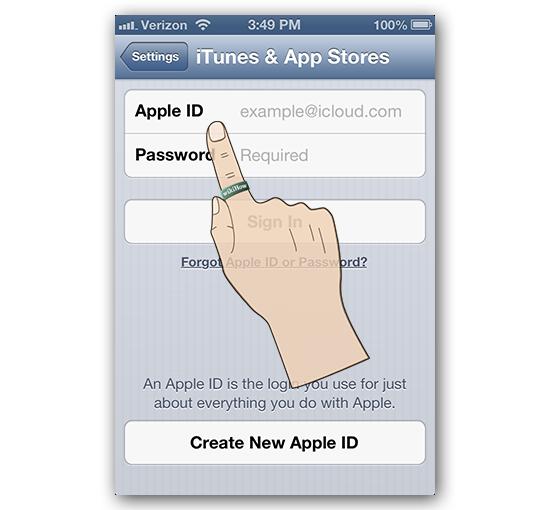 វិធី បង្កើត គណនី Apple ID ដោយ គ្មាន Credit Card