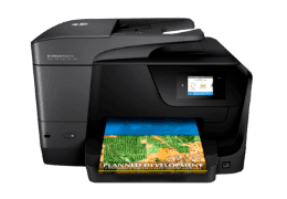 Image HP Officejet Pro 8719 Printer Driver