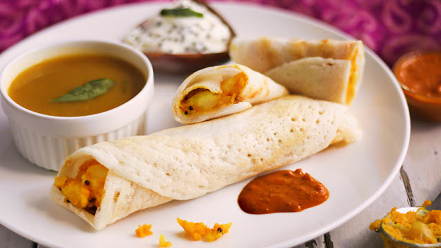Masala dosa recipe Easy and very Simple Breakfast