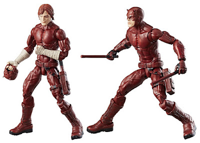 "San Diego Comic-Con 2017 Exclusive Daredevil 12"" Marvel Legends Action Figure by Hasbro"