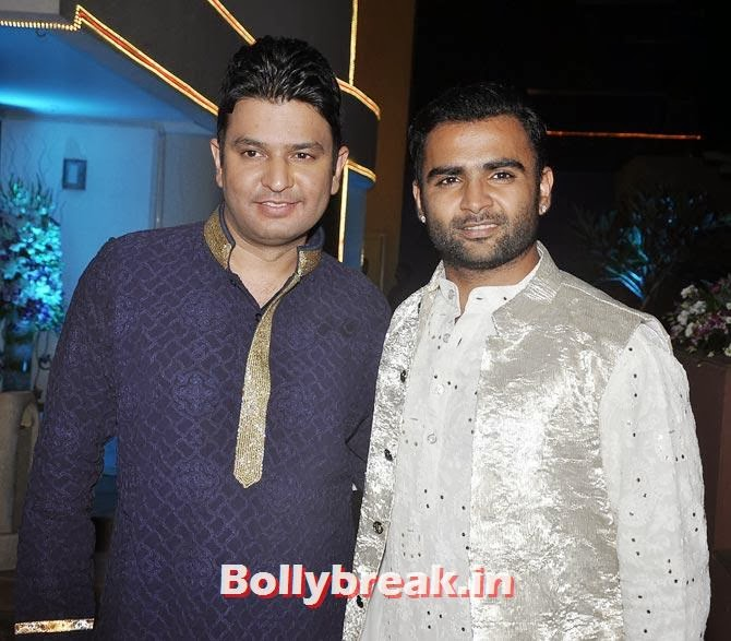 Bhushan Kumar, Sachiin Joshi and Urvashi Sharma's Diwali Party