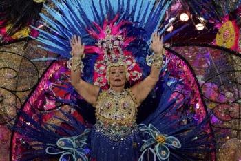 El Carnaval de La Eterna Primavera ya tiene su Gran Dama, Mary Hernández Rodríguez