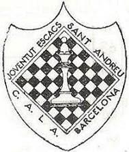 Emblema de la Joventut Escacs Sant Andreu