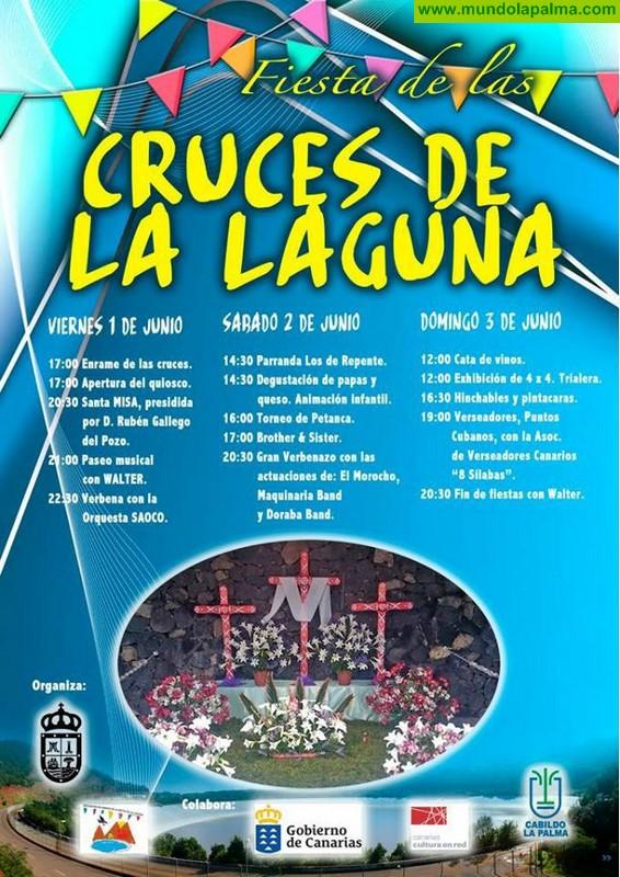 Fiesta de las Cruces de La Laguna de Barlovento 2018
