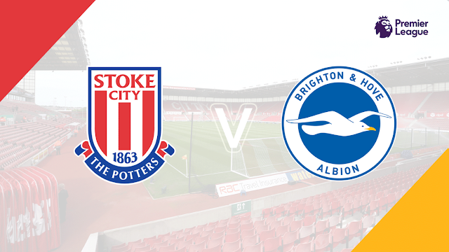 Stoke vs Brighton Full Match & Highlights 10 February 2018