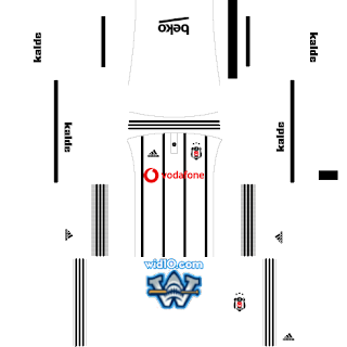bjk dls fantastik forma ve logo 2019