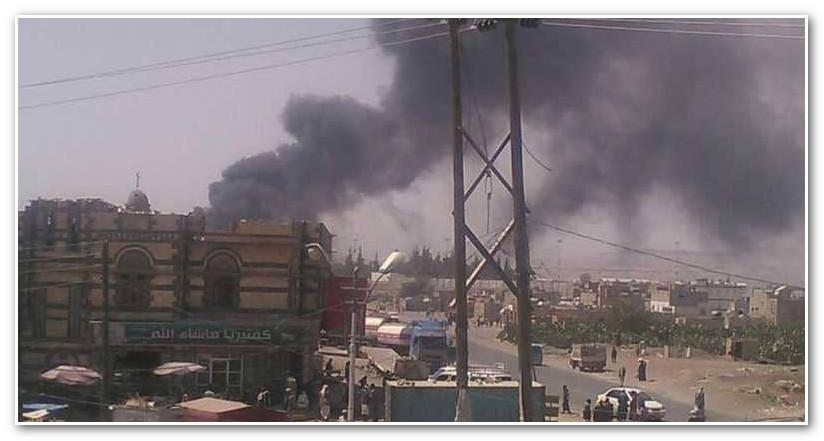 ضربة قوية للحوثيين بصنعاء.. واستسلام العشرات بالحديدة