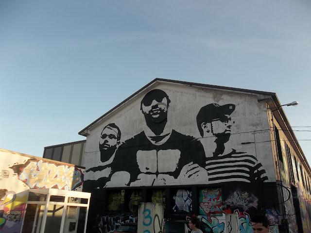 grafitis, arte urbano