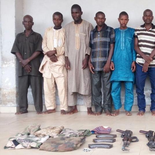 kidnappers of sierra leone envoy arrested