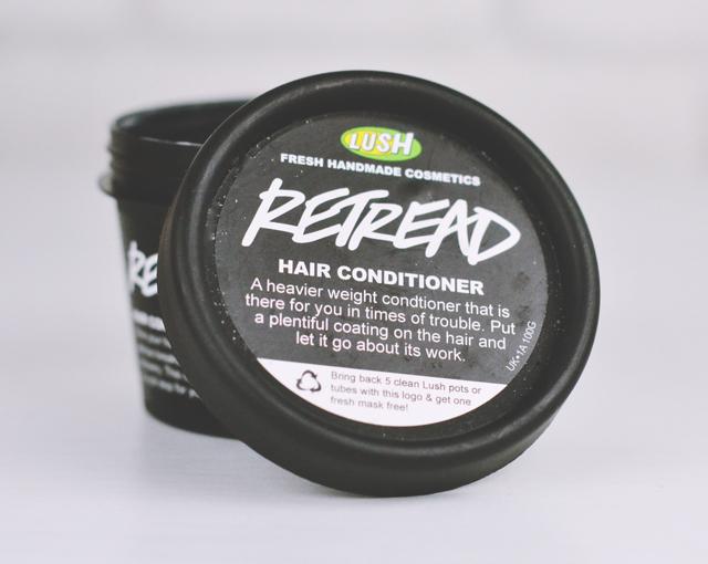 Retread Hair Conditioner review